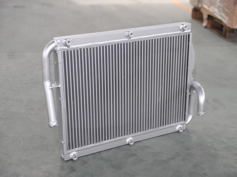 Plate Fin Exchanger | Heat Exchanger | L&J Radiator
